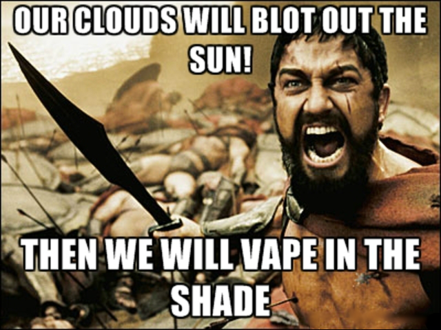 vaping electronic cigarette meme 4