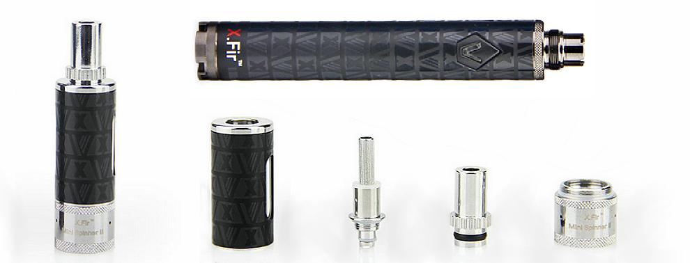 Mini Spinner 2 Kit (Black)