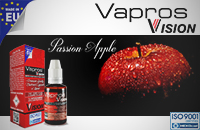 Passion Apple -0mg- ( 30ml - No Nicotine ) image 1