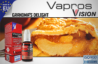 Grandma's Delight -0mg- ( 30ml - No Nicotine ) image 1