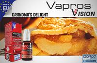 Grandma's Delight -9mg- ( 30ml - Medium Nicotine ) image 1