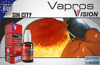 Sin City -18mg- ( 30ml - High Nicotine ) image 1