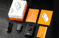 iBox 1500mAh Variable Voltage & Wattage Battery - Sub Ohm (Black) image 2
