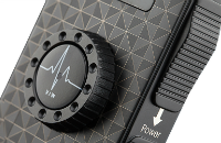 iBox 1500mAh Variable Voltage & Wattage Battery - Sub Ohm (Black) image 6