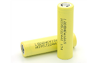 LG HE4 18650 High Drain Battery (Flat Top) image 1