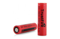 Trustfire 18650 2000mAh Battery (Flat Top) image 1