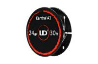UD 24 Gauge Kanthal A1 Wire (30ft / 9.15m) image 1
