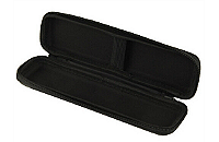 Thin Zipper Carry Case (Brown) image 2