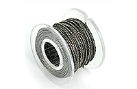 30 Gauge Twisted Kanthal A1 Wire - 3.3ft / 1m image 1