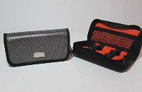 Pandoras Enigma Handmade Leather Case (Silver) image 2