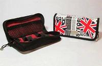 Pandoras Enigma Handmade Leather Case (Patriot) image 2