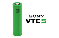 Sony VTC5 18650 High Drain Battery (Flat Top) image 1