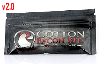 Cotton Bacon Bits V2 Wickpads image 1