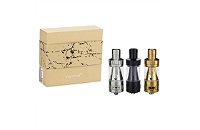 KinTa Ceramic Coil Atomizer with RBA Kit (Gold) image 1