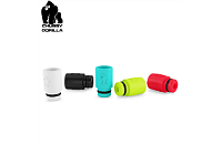 Disposable High Quality 510 Drip Tip ( Black ) image 1