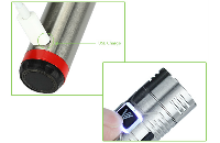 Spinner Plus Sub Ohm Variable Voltage Battery image 8