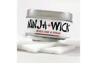 Ninja Wick Organic Japanese Cotton Wickpads image 1