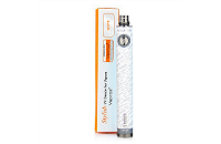 Stylish V1 1300mAh Variable Voltage Battery (White) image 1