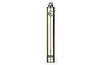 X.Fir E-Gear 1300mAh Variable Voltage Battery (Stainless) image 1