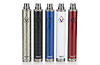 Spinner 2 Mini 850mAh Variable Voltage Battery (Stainless) image 2