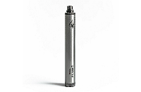 Spinner 2 1650mAh Variable Voltage Battery (Stainless) image 1