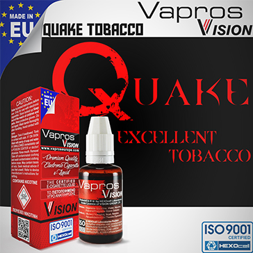 Quake -9mg- ( 30ml - Medium Nicotine )