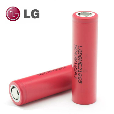 LG HE2 18650 High Drain Battery (Flat Top)
