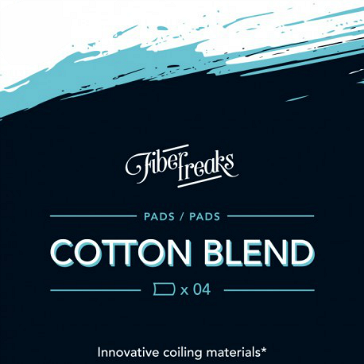 Fiber Freaks Cotton Blend Wickpads