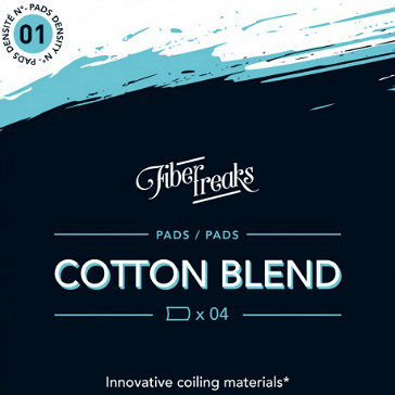 Fiber Freaks Cotton Blend No: 1 Density Wick
