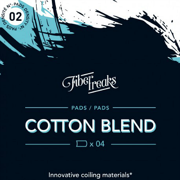 Fiber Freaks Cotton Blend No: 2 Density Wick