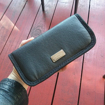 Pandoras Enigma Handmade Leather Case (Dark)