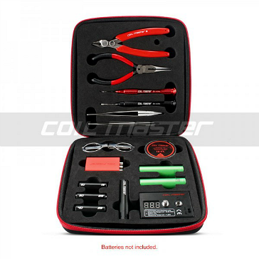 Coil Master DIY Coil Building Kit V2