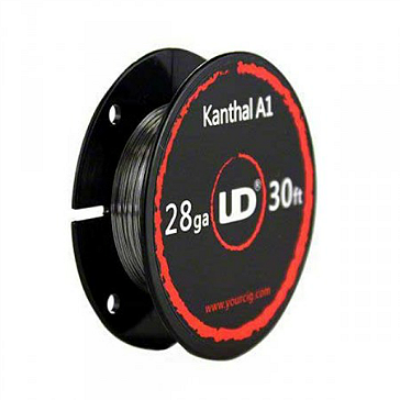UD Kanthal A1 Wire (30ft / 9.15m)