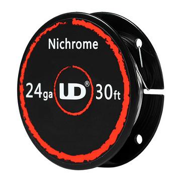 UD 24 Gauge Nichrome Wire (30ft / 9.15m)