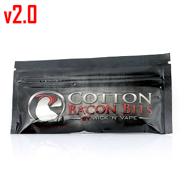 Cotton Bacon Bits V2 Wickpads
