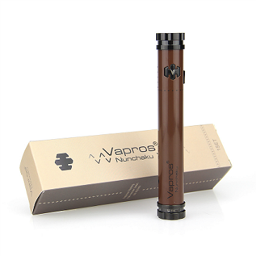 Nunchaku V1 2000mAh Variable Wattage Battery (Brown)