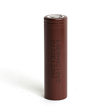 LG HG2 INR 18650 High Drain Battery (Flat Top)