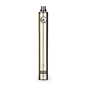 X.Fir E-Gear 1300mAh Variable Voltage Battery (Stainless)