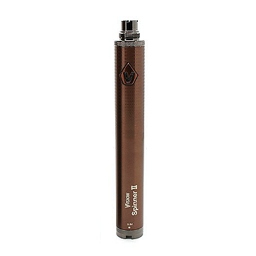 Spinner 2 1650mAh Variable Voltage Battery (Brown)