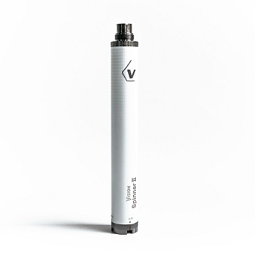 Spinner 2 1650mAh Variable Voltage Battery (White)