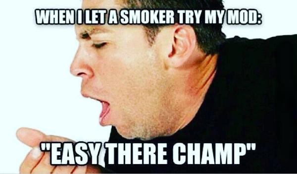 vaping electronic cigarette meme 3