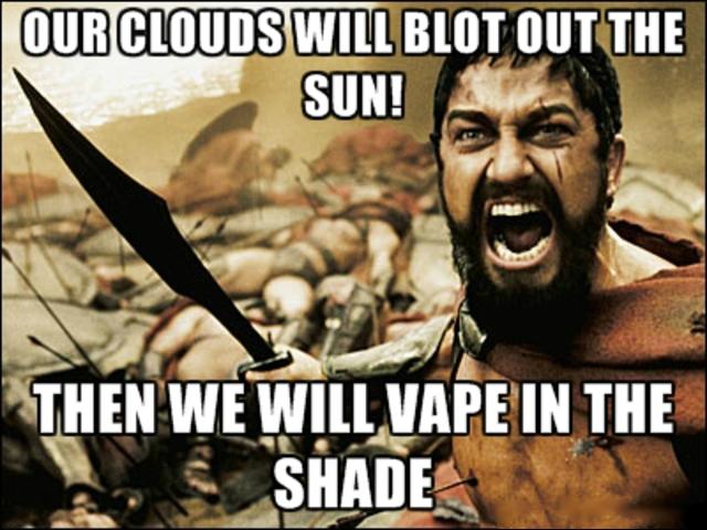 vaping electronic cigarette meme 4