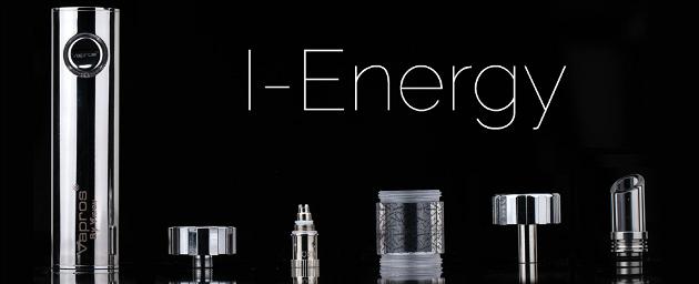 Vapros Vision I-Energy 1600mAh Electronic Cigarette Kit