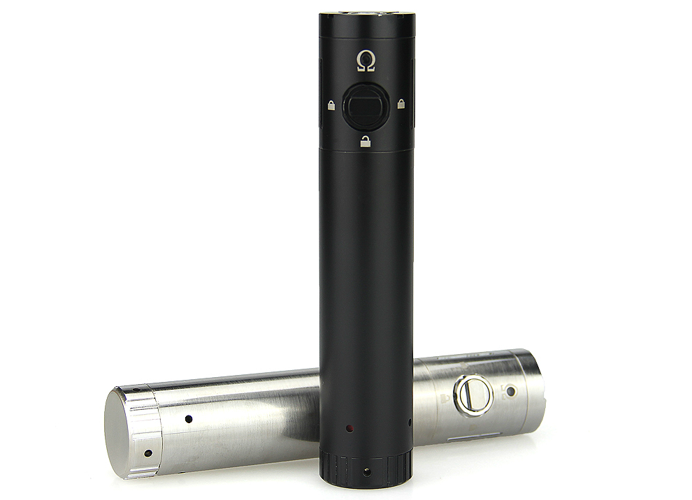 Deus Sub Ohm 18650 Battery (Stainless)