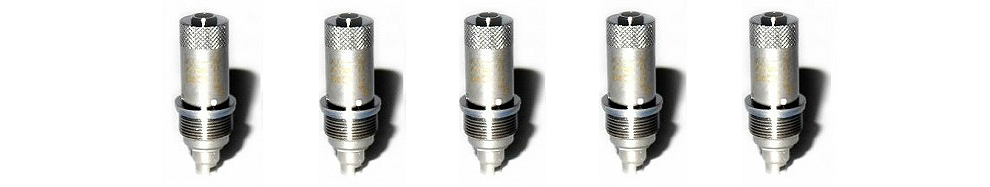 BDC Atomizer Heads for the Spinner 2 Mini Kit