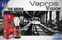 The Bronx -9mg- ( 30ml - Medium Nicotine ) image 1