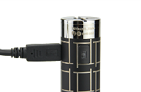iNOW Sub Ohm 2000mAh Battery (Stainless) image 5