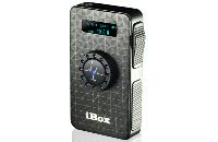 iBox 1500mAh Variable Voltage & Wattage Battery - Sub Ohm (Black) image 3