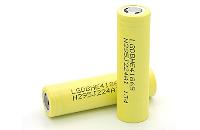 LG HE4 18650 High Drain Battery (Flat Top) image 1