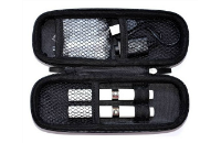 Medium Size Zipper Carry Case (Black) image 2